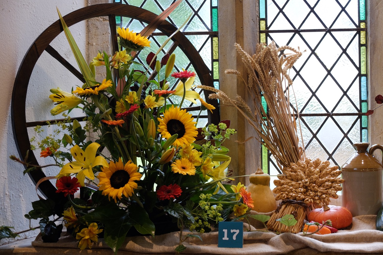 St Mary's Harvest