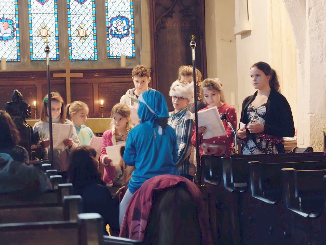 St Andrews Nativity