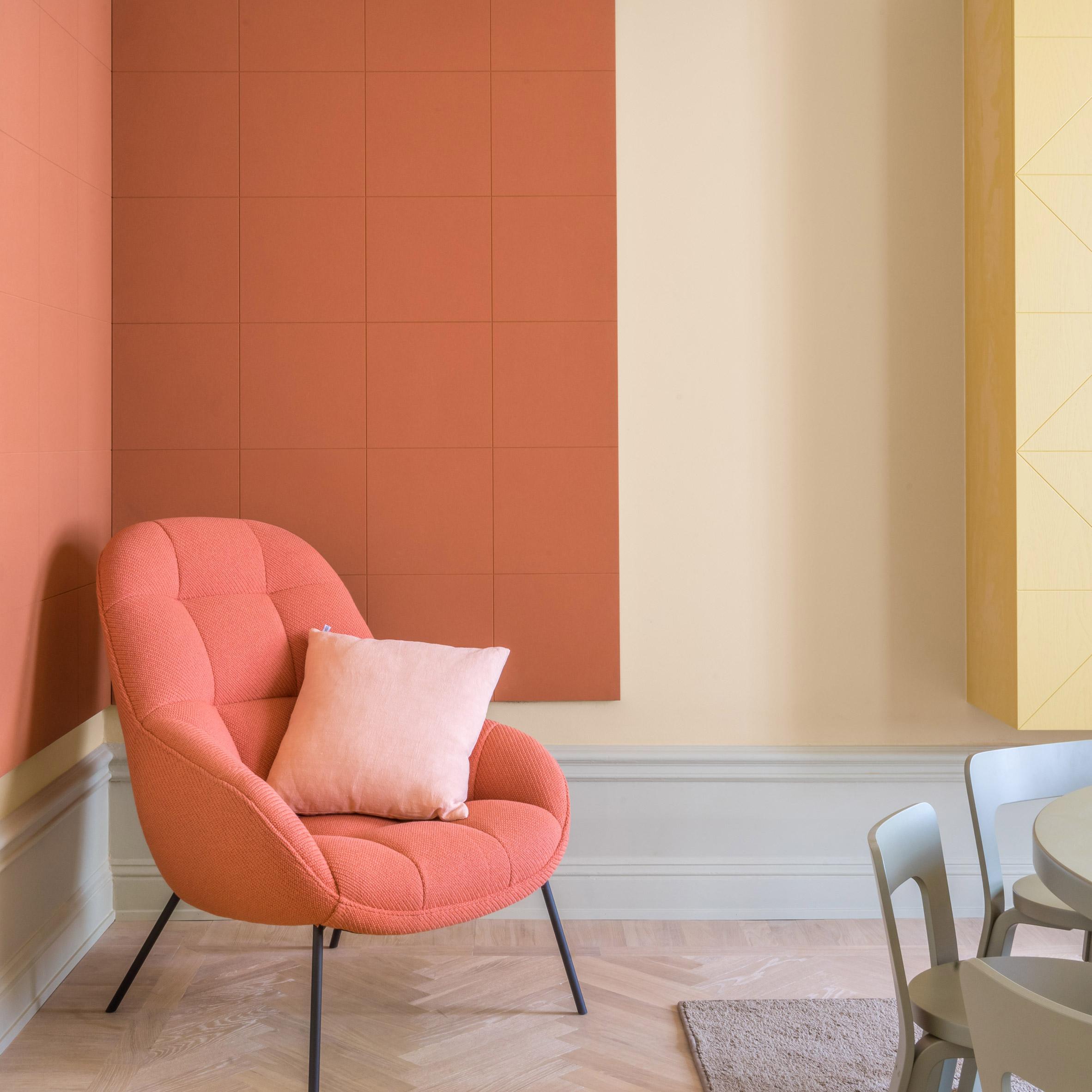 apartmentO NA SUÉCIA - Note Design Studio - FONTE: DEZEEN ARCHITECTURE AND DESIGN MAGAZINE