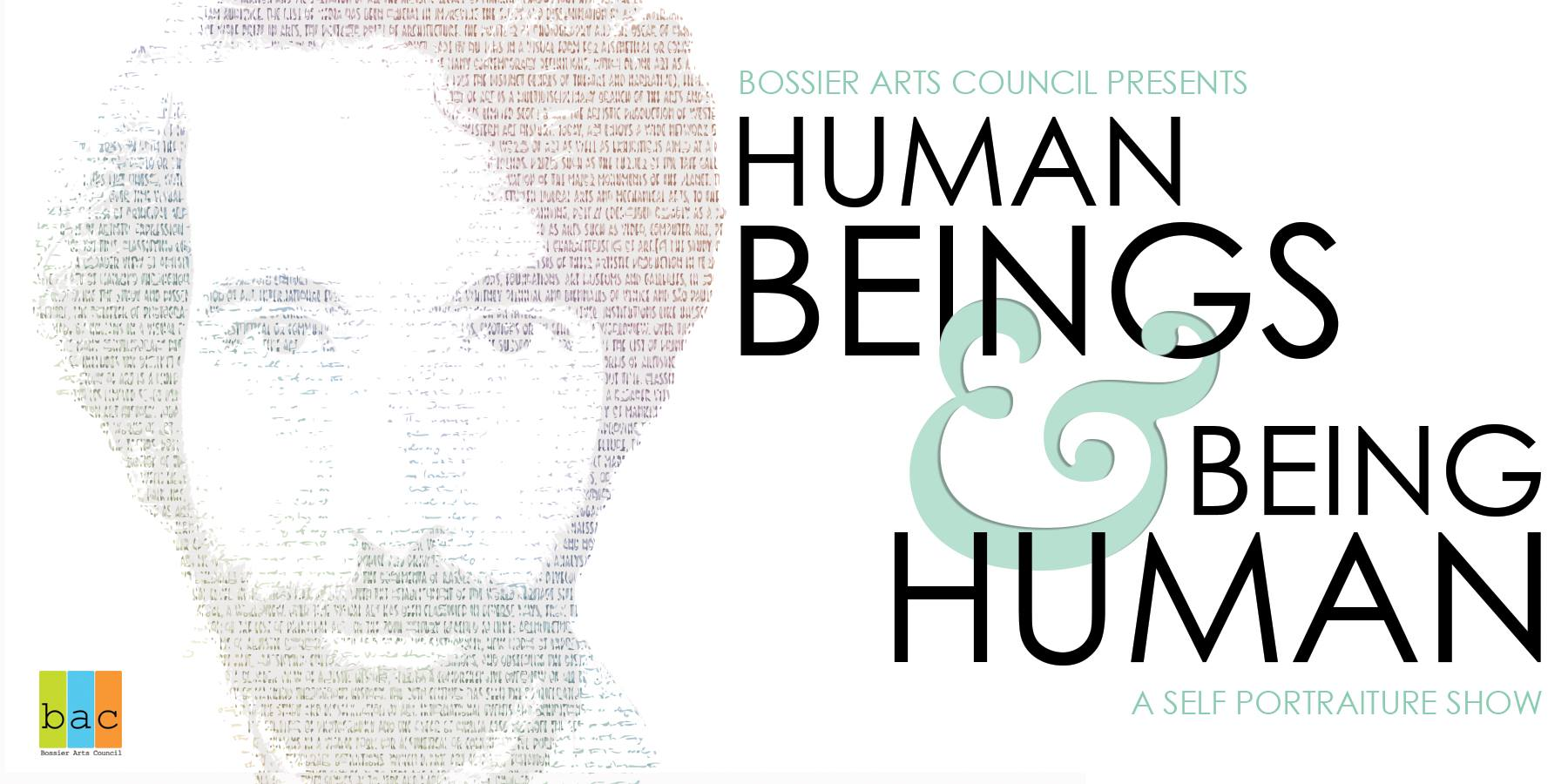 BAC Human Being & Being Human self Portrait Exhibition