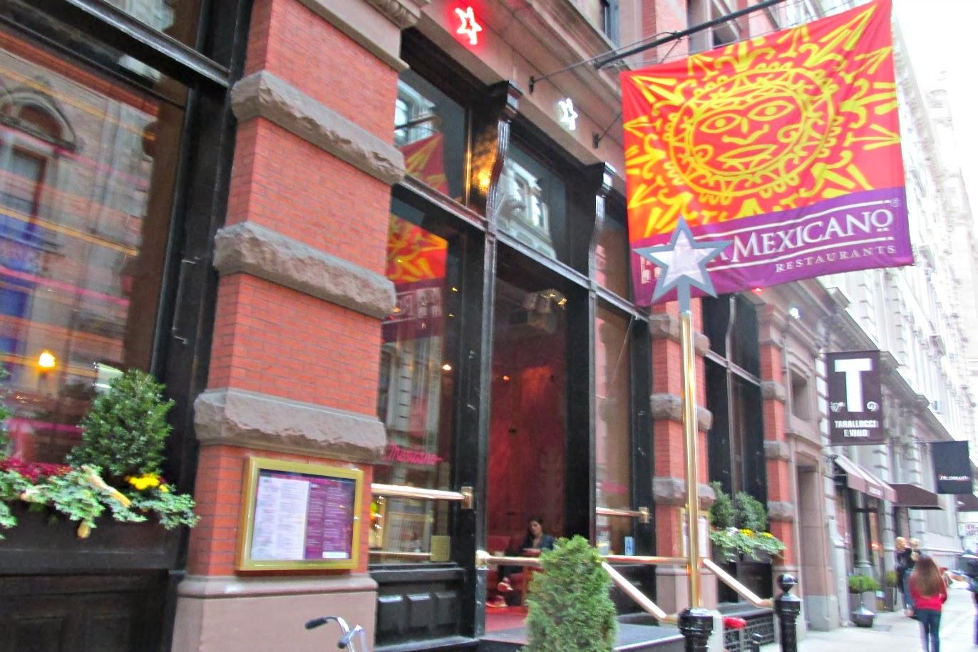 Rosa Mexicano  8 E 18th St New York, NY 10003