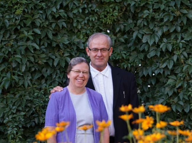 Milton & Kathryn Loewen
