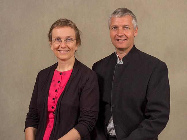 Steve & Sharon Kuepfer