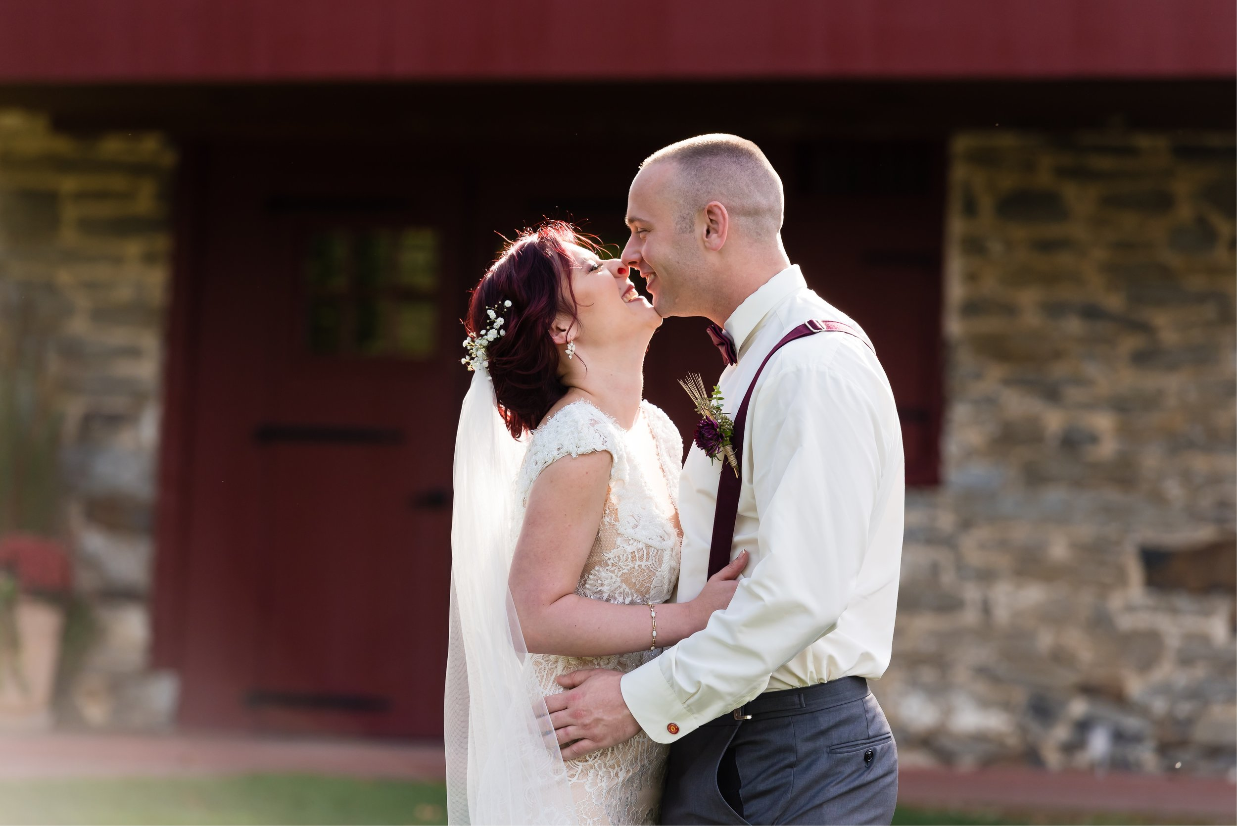 Alex & Adam - The Farm at Eagle's Ridge wedding