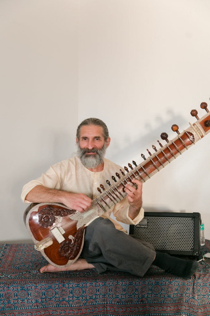 This Sitar player at cocktail hour was a hit!