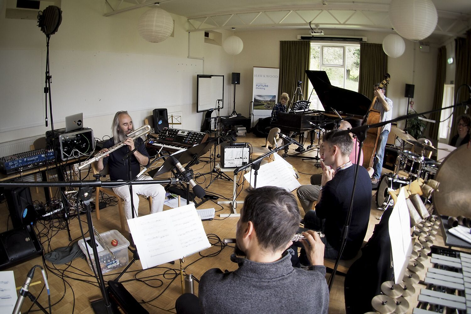The Debussy Mirrored Ensemble
