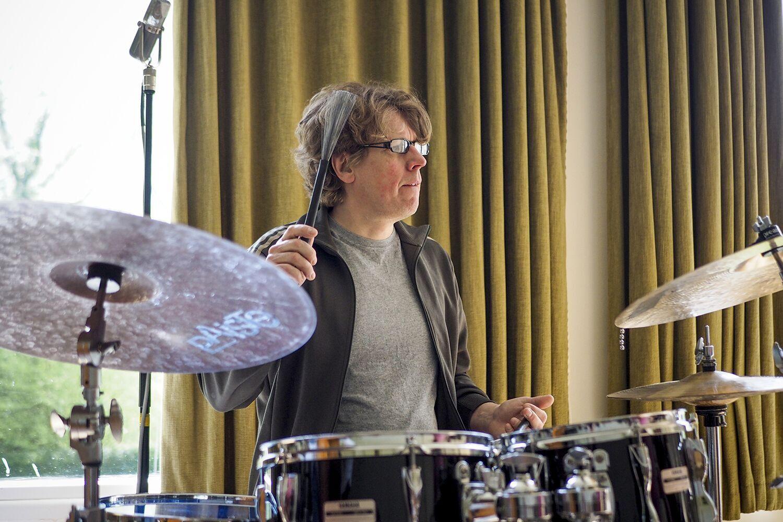 Martin France - drums