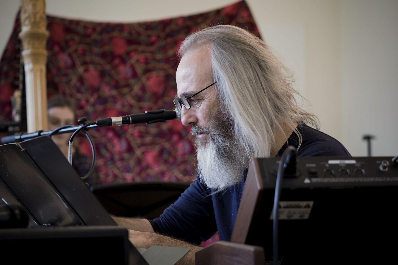 Eddie Parker - composer, multi instrumentalist