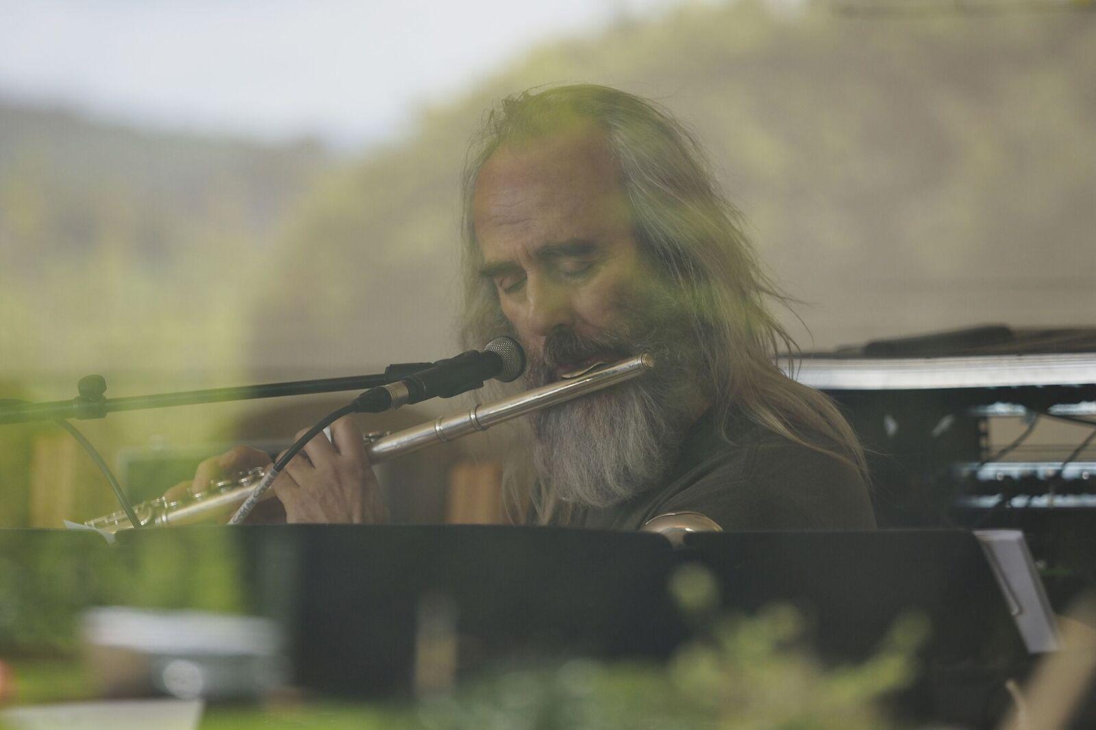 Eddie Parket - flautist