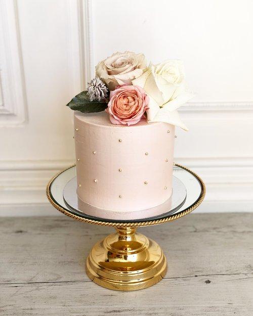 Posh Little Cakes