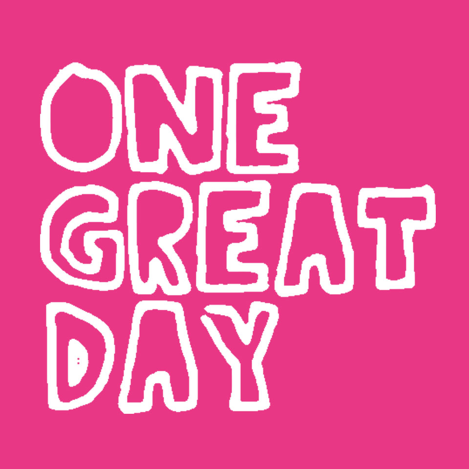 One Great Day - One great day is charity that brings together communities and families across the UK at their local shopping center to get involved in a day of family fun and charity challenge – supporting Great Ormond Street Hospital and a children's charity in the local area. Follow us on:Facebook | Twitter | Instagram