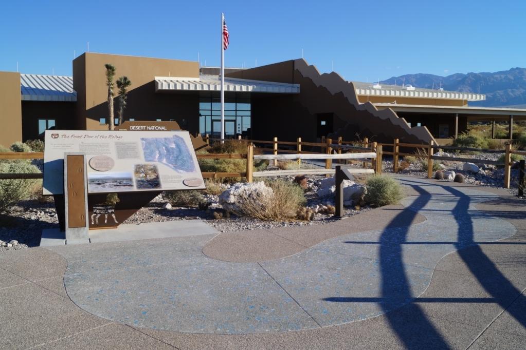 Corn Creek Visitors Center | Southwick
