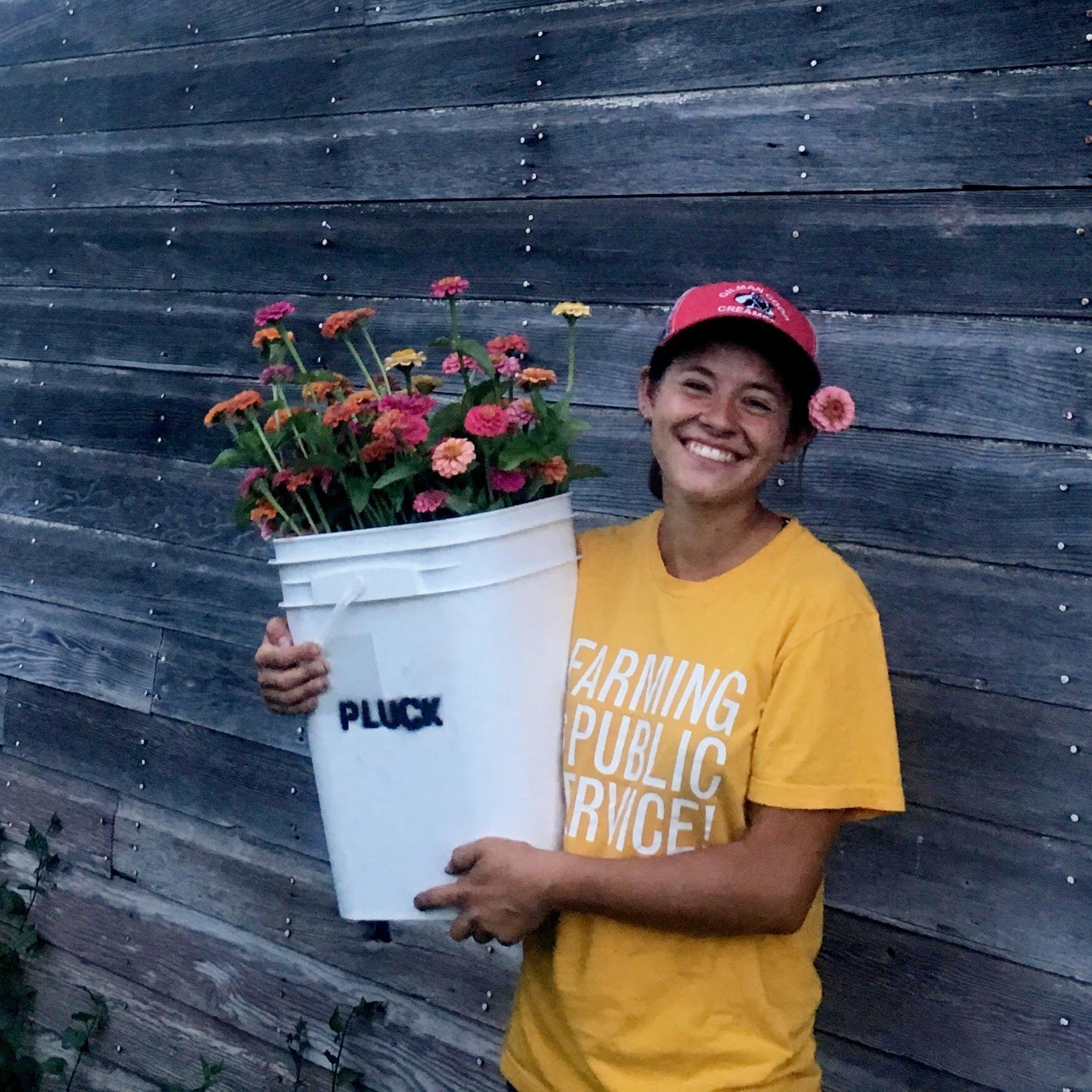 Pluck Flower Farm