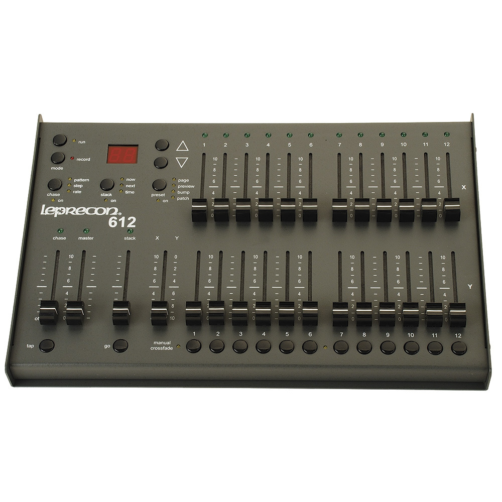lighting-equipment-for-sale-consoles-conventional/playback/other-consoles-leprecon-lp612