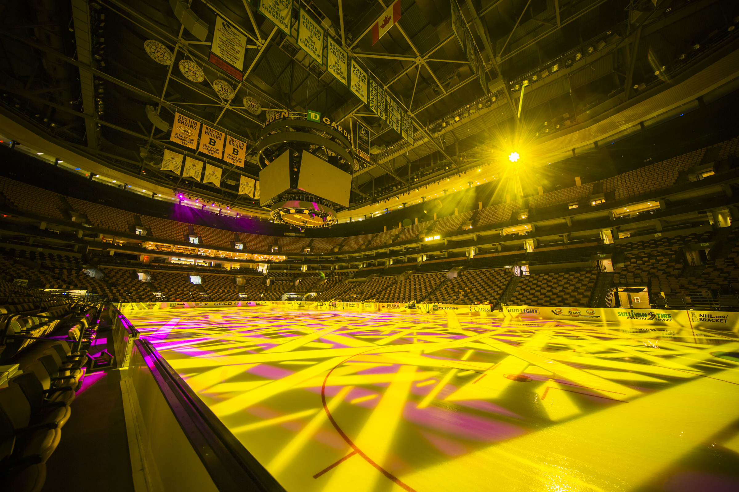 TD GARDEN - Port Lighting has been, and will continue to be, a trusted and reliable partner for us. They are consistent, proactive, professional, and responsive to our challenging and dynamic requests. The technical support and feedback Port has provided us through the years has been amazing.Andrew MacFadyenVice President of Facilities