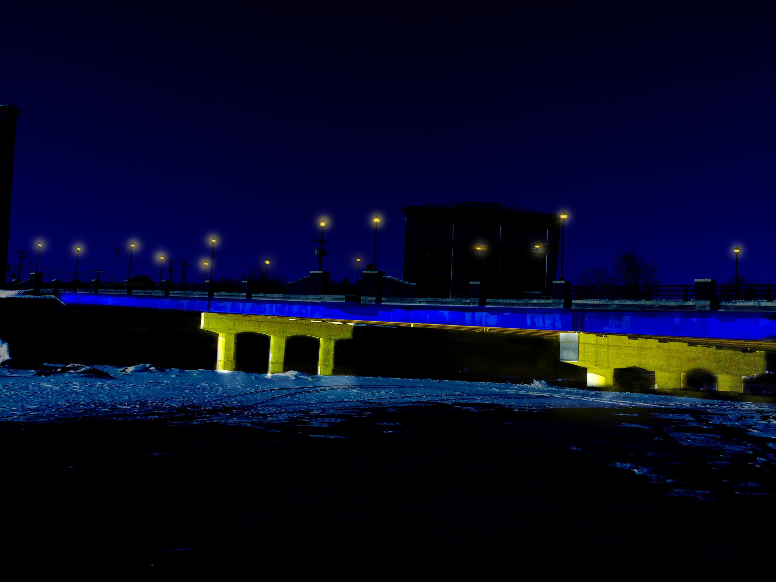 Nashua River Bridge Blue on Yellow.png
