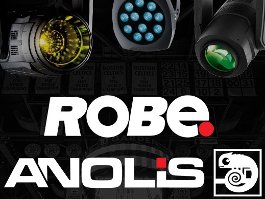 Product Showcase: ROBE Lighting - JULY 2019 | PORT LIGHTING HQ | SEABROOK, NH10 AM-1 PM: Anolis - Architectural Lighting2 PM-5 PM: ROBE - Entertainment Lighting