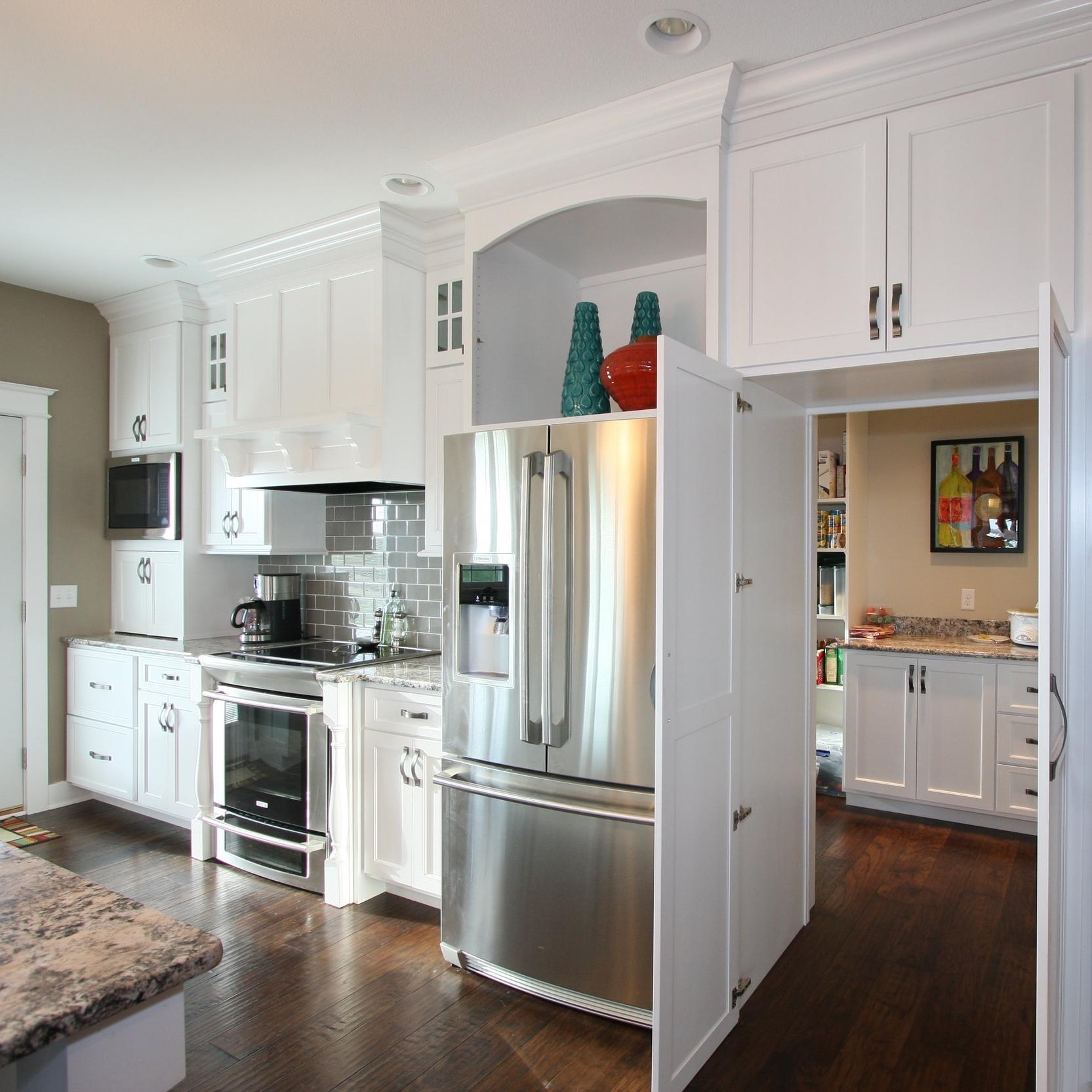 Kitchens + Pantries