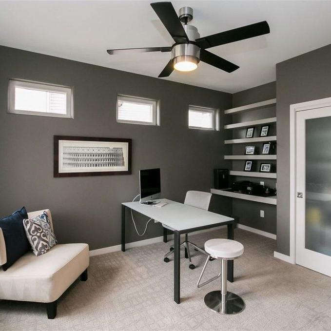 Offices, Built-Ins + Closets