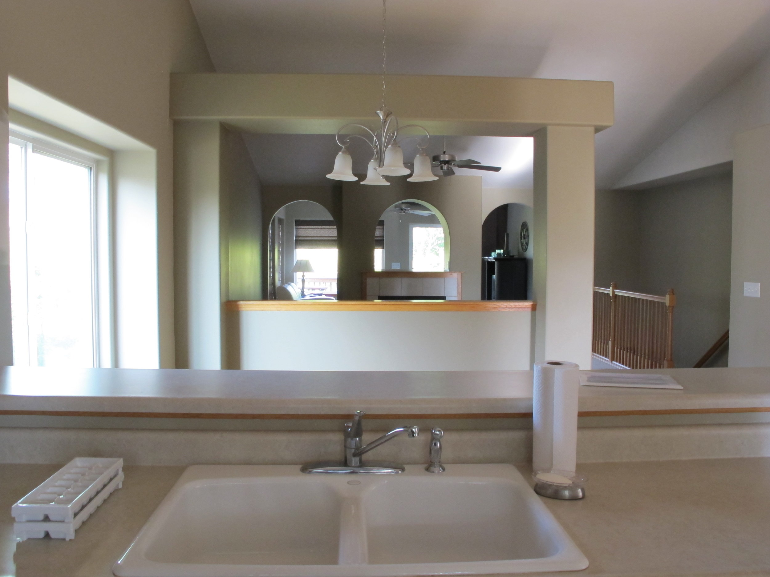 View from Kitchen to Dining 2.JPG