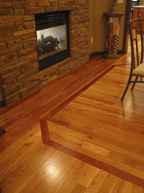 11 Charry Inlay Strip in Hickory Floor.JPG