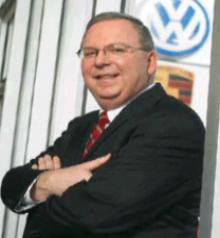 District 9                 Ray Farabaugh            D-Patrick Automotive Group                   Evansville