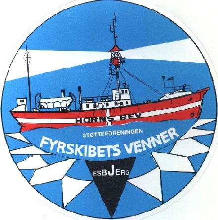 Logo Fyrskibets Venner.