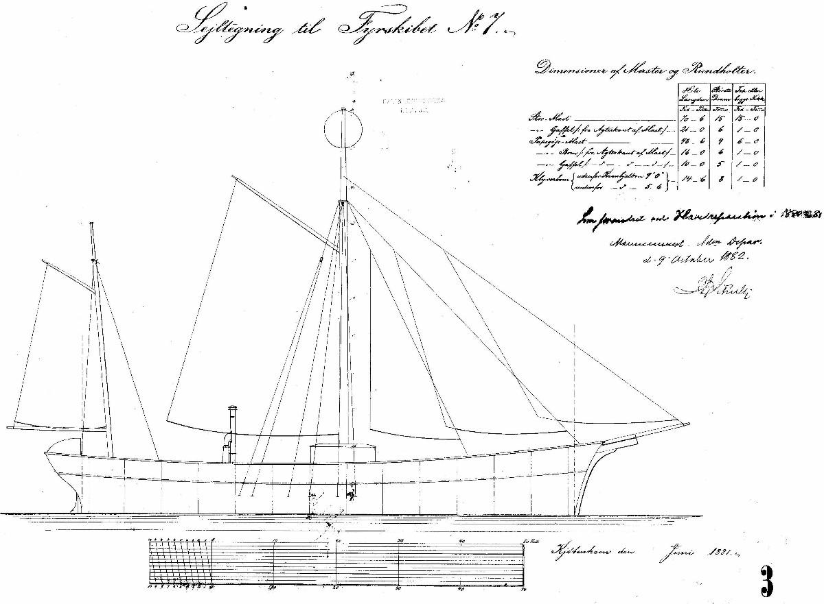 Sejl tegning til Fyrskib no. VII.jpg