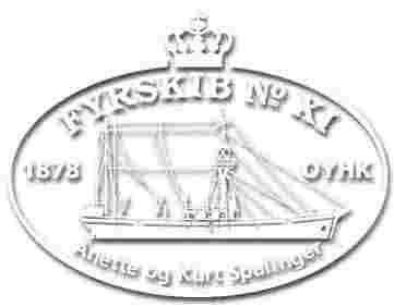 Der aktuelle Bordstempel vom Feuerschiff XI ist eine Die Pràgung ist exlusiv fùr abgehende Post vom Feu bestimt. Auch Besucher des Feuerschiffes kònnen sich eine des Schiffes mit dieser Pràgung versehen lassen.