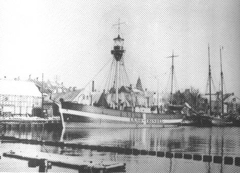 Feuerschiff No. XVI