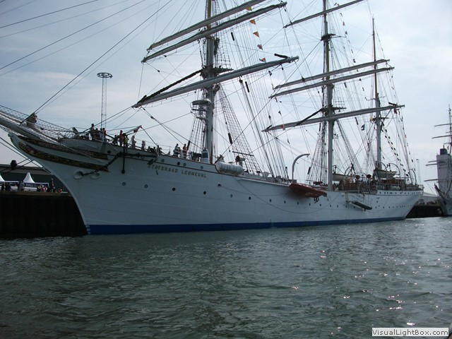 Tall Ship 2014 – Motorfyrskibet no. 1 - Horns Rev11.jpg