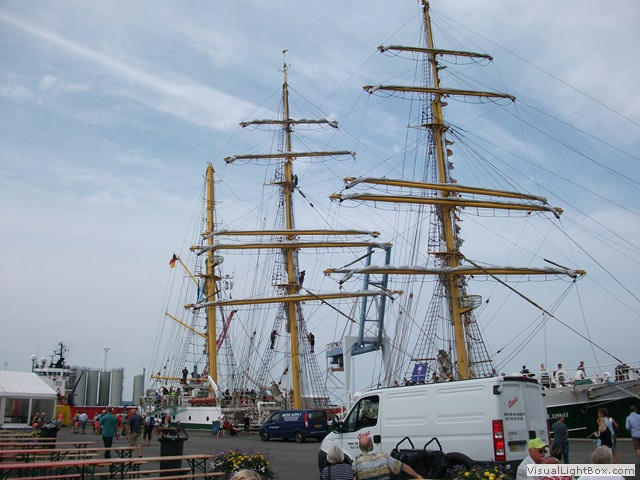 Tall Ship 2014 – Motorfyrskibet no. 1 - Horns Rev22.jpg