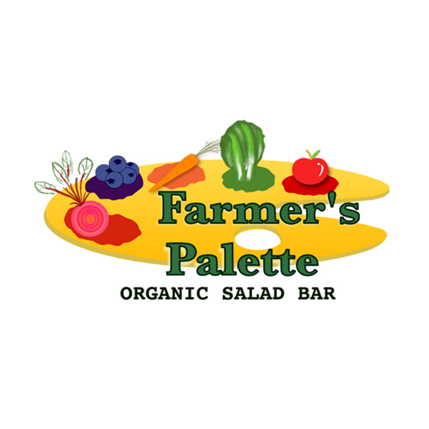 Farmer's Palette : Stamford Connecticut's Top Delivery Only Organic Salad Bar operating out of Flavorism