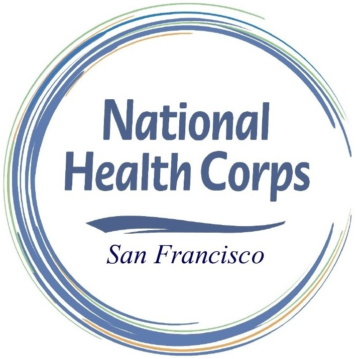 National Health Corps SF - Americorps - In May 2019, SFCCC was selected to be a new National Health Corps (NHC) operating site under the AmeriCorps program administered by Health Federation of Philadelphia.This partnership means San Francisco will once again have a community health-focused AmeriCorps program, with a corps of 18 members beginning this fall for 10.5 months of service. NHC members will gain invaluable experience while supporting the health care safety net by serving at host sites such as community health centers and Department of Public Health sites to provide health education and care to vulnerable and underserved SF residents.Learn more