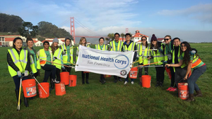 Join Us in Making a Difference! - In May 2019, San Francisco Community Clinic Consortium (SFCCC) was selected to be a new National Health Corp (NHC) operating site under the AmeriCorps program administered by Health Federation of Philadelphia (HFP). National Health Corps has been in existence for 25 years with operating sites in Florida, Chicago, Philadelphia, and Pittsburgh, and now has added New York and San Francisco! We are now accepting applications for emerging health leaders that are interested in performing direct service activities that address the health needs of underserved communities and neighborhoods in San Francisco. Learn more
