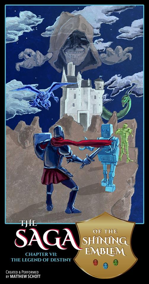 The Saga of the Shining Emblem Chapter VII The Legend of Destiny