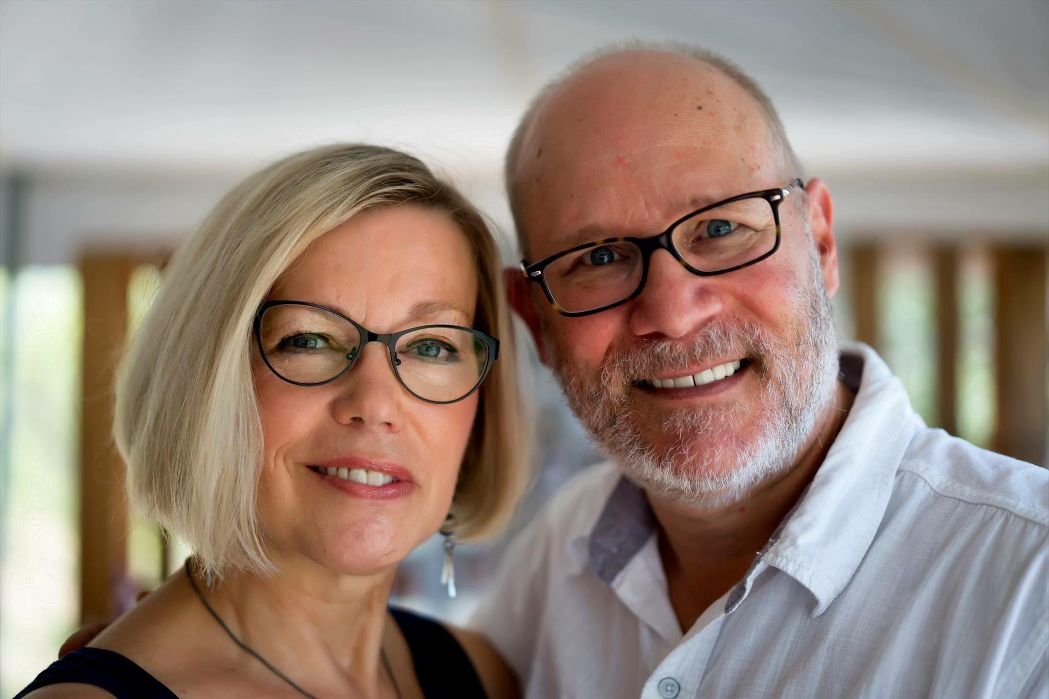Michael and Terri Sullivant