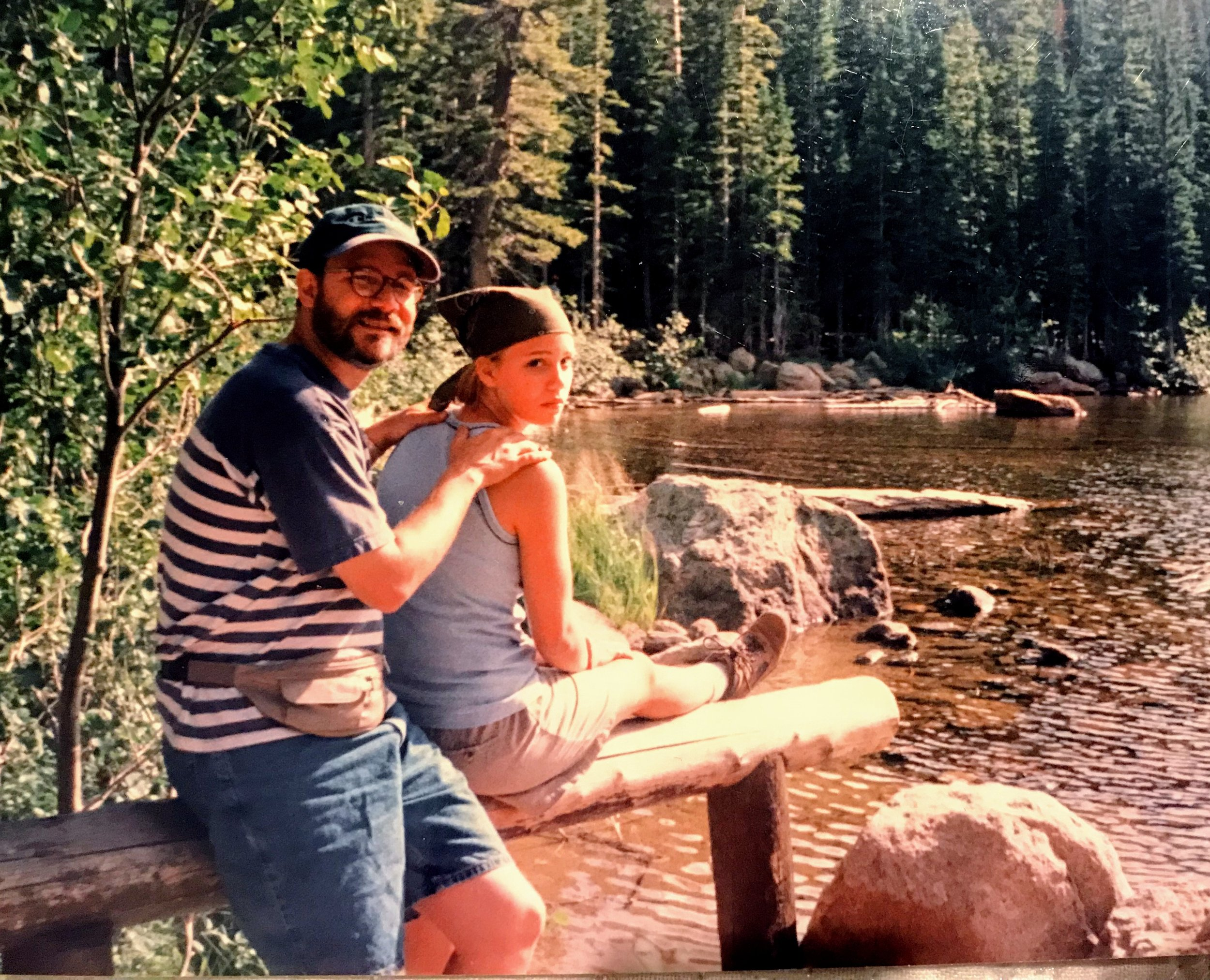 Rocky Mountain vacations were the best