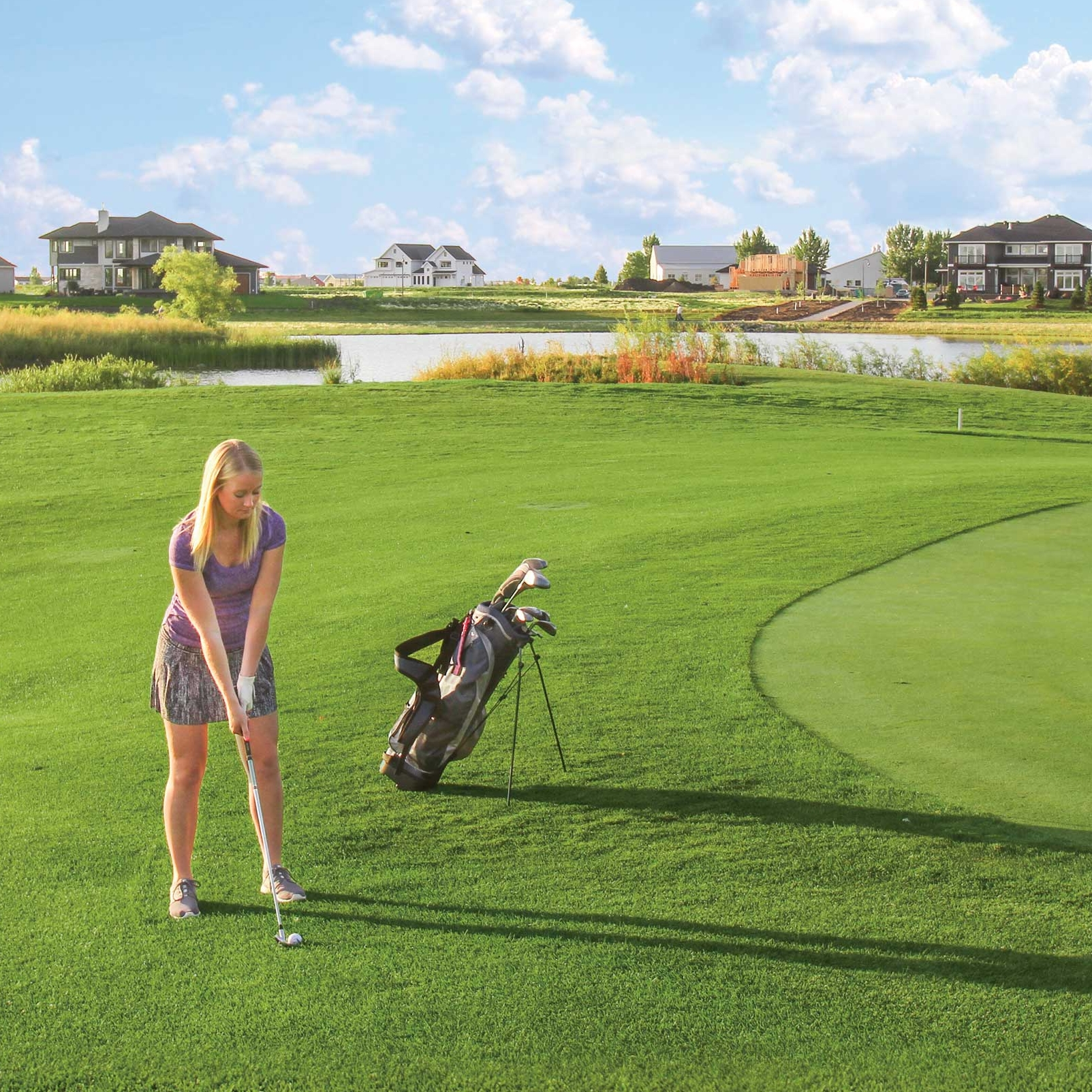 Golf Course/Recreational Trails