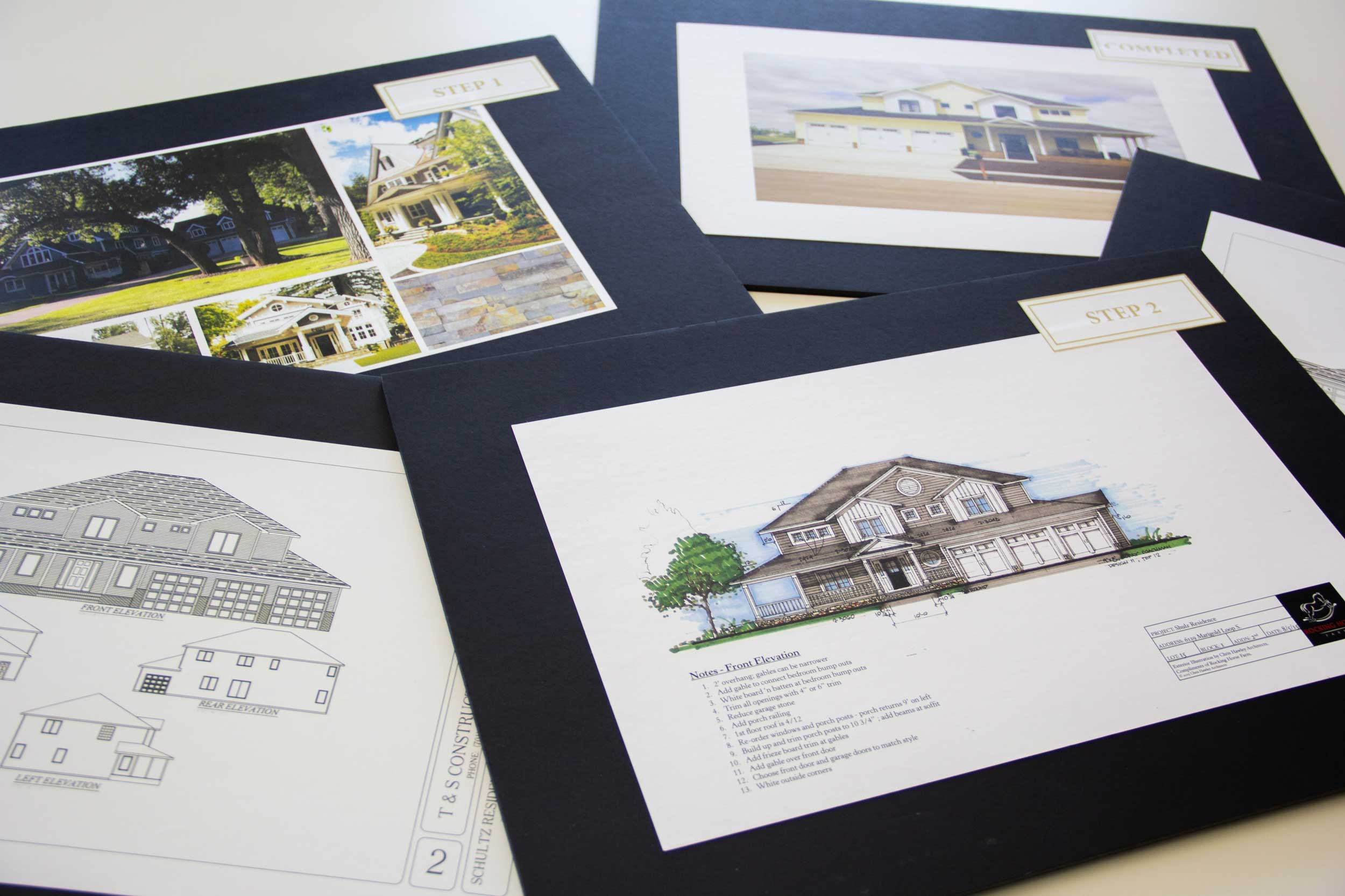 Submit Building Plans -