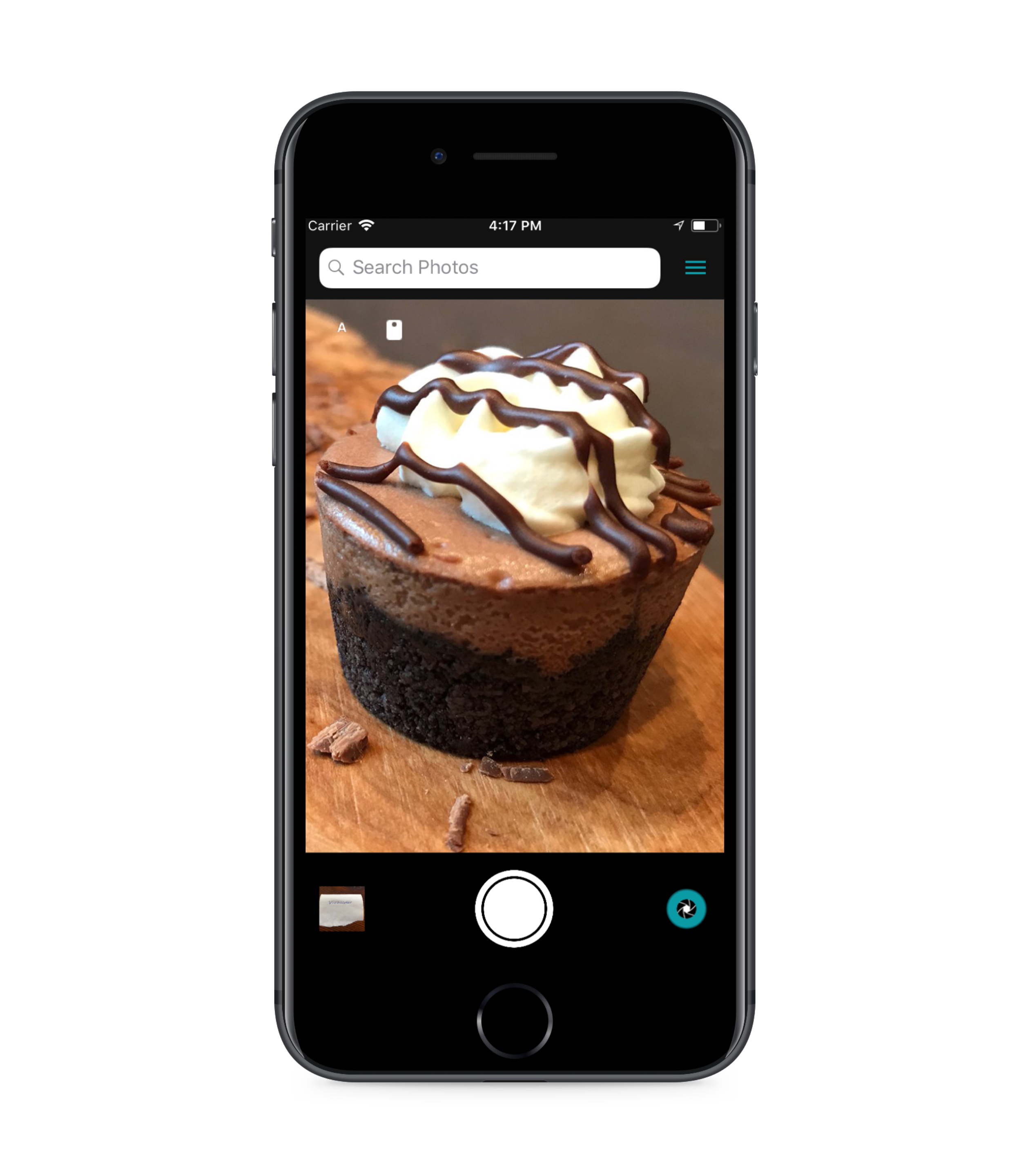 Meet Retana - Retana is a camera app and virtual assistant built in one. It has a simple, intuitive interface and maintains its own cloud-backed camera roll, separate from your photo memories.
