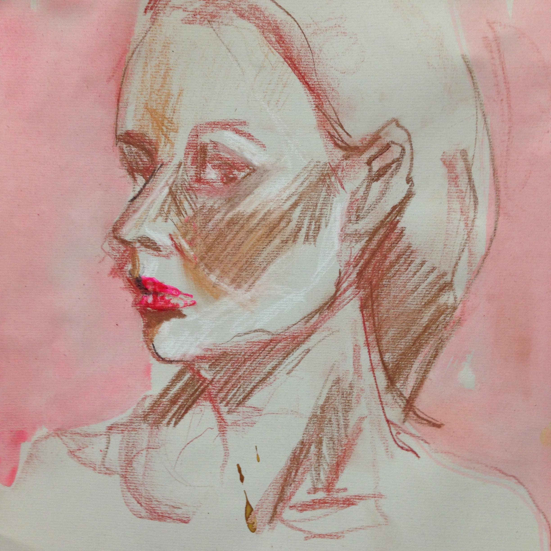 Woman I, New York, 2015