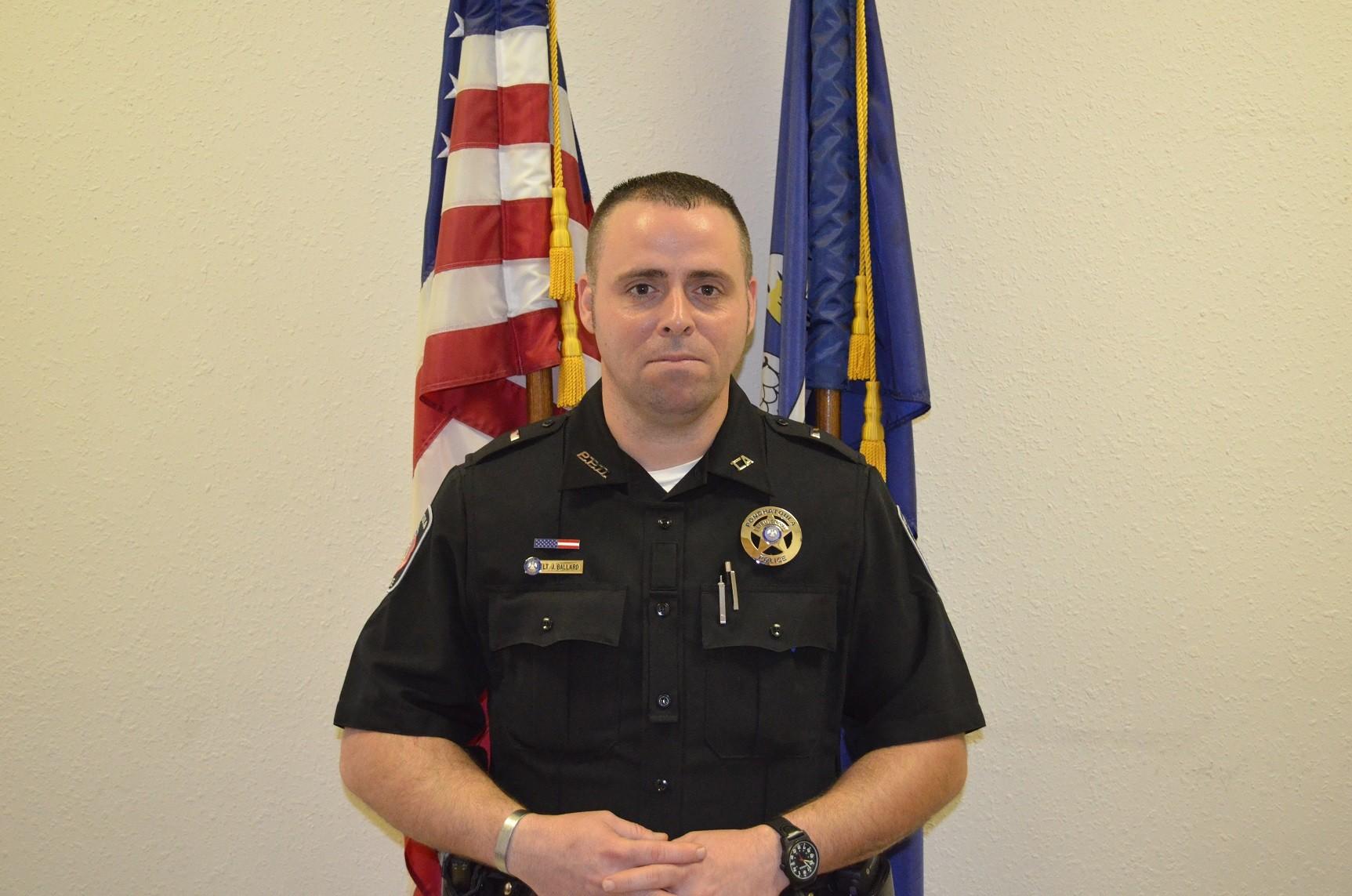 Lt. Jeremy Ballard