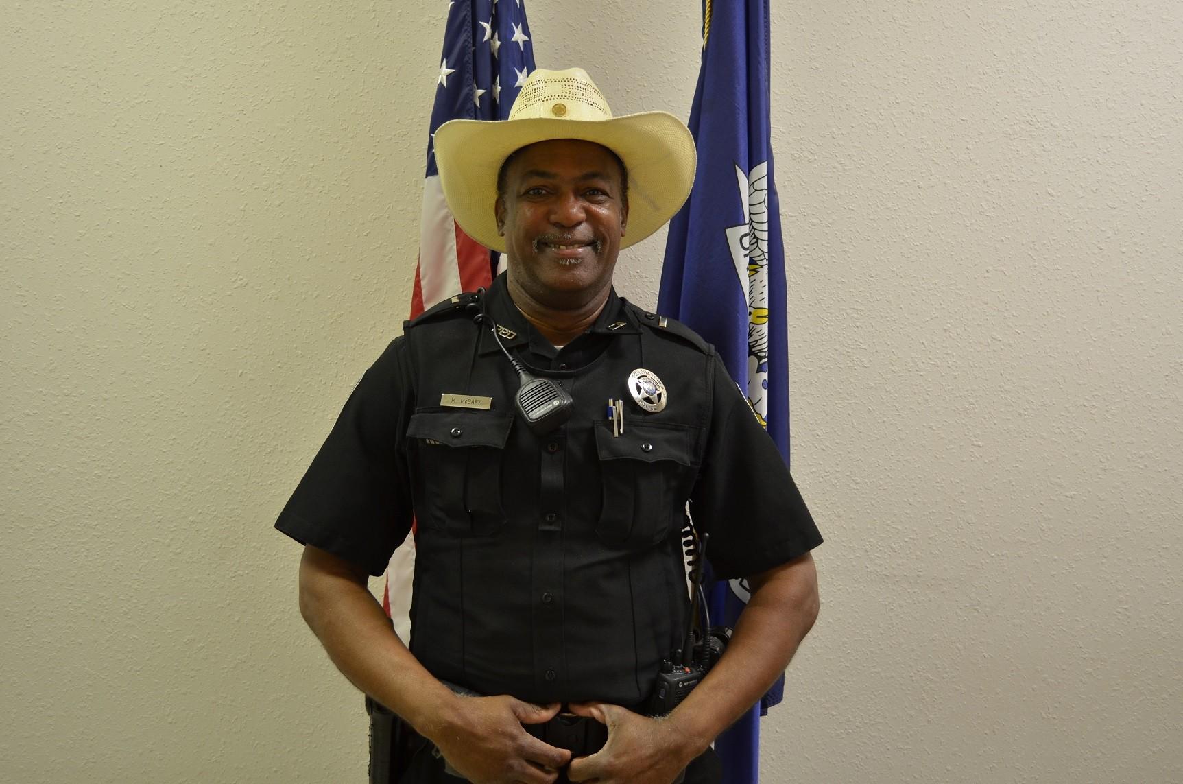 Capt. Melvin McGary