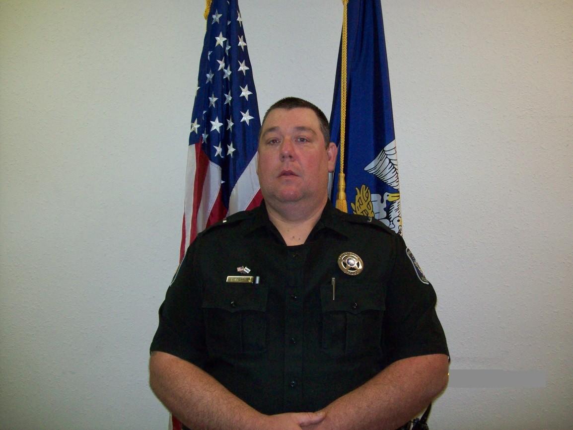 Lt. Larry Pierson
