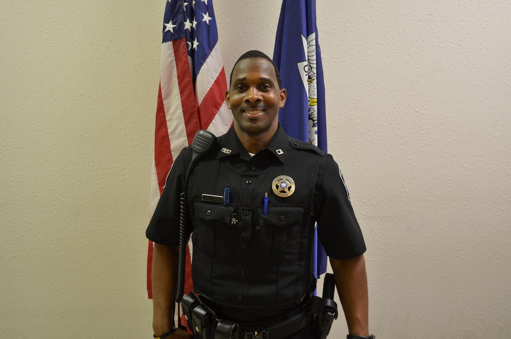 Ofc. Curtis Whitaker