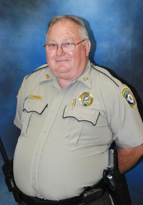 Lt. James Peoples