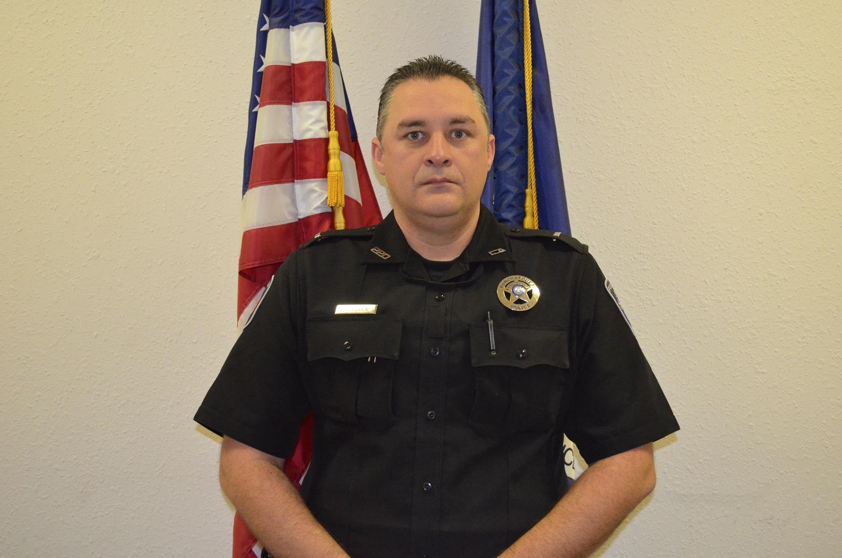 Lt. Mark Perrin