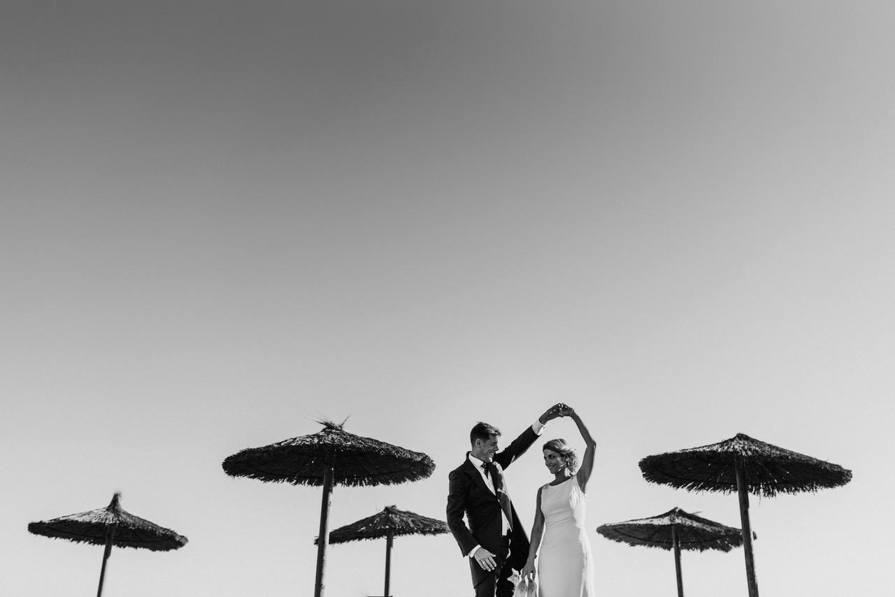 Marjorie y Pedro - Fotografía  Sergio Montesinos