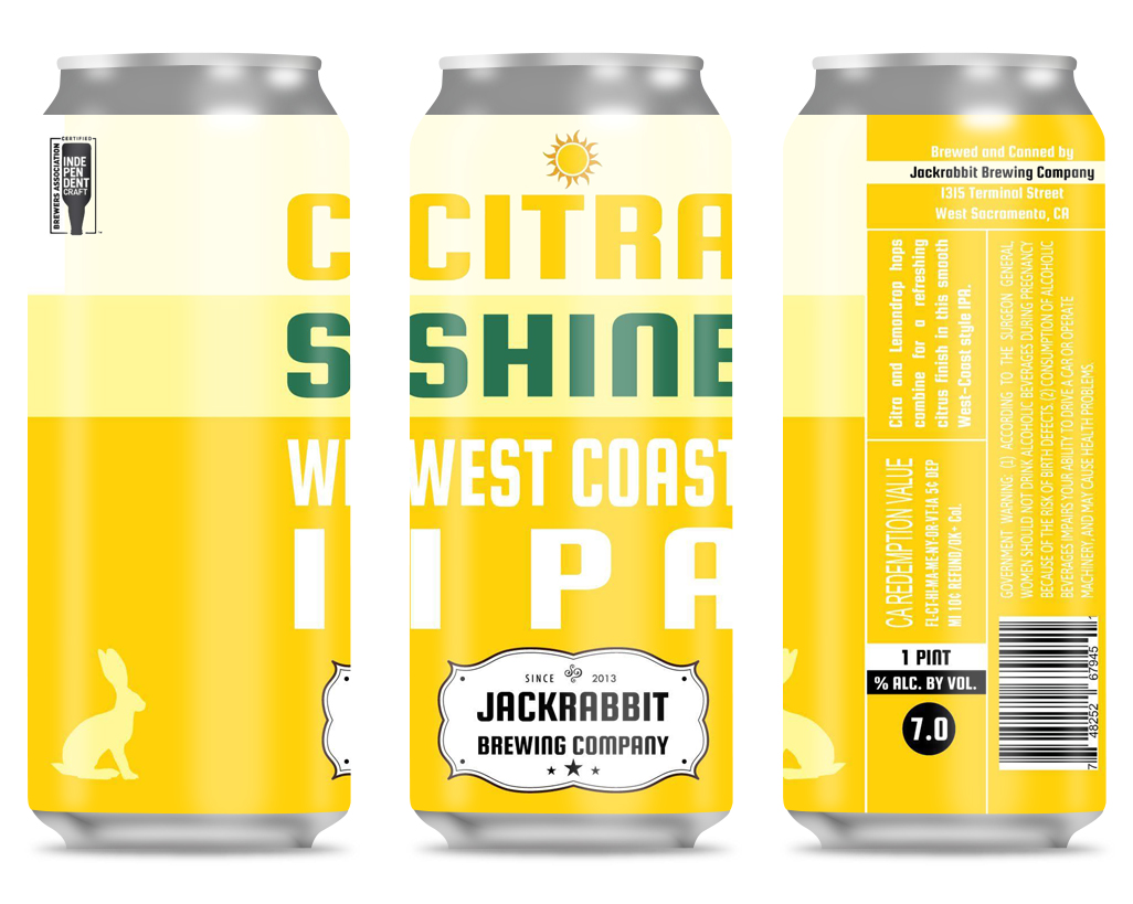 Citra Shine WC IPA